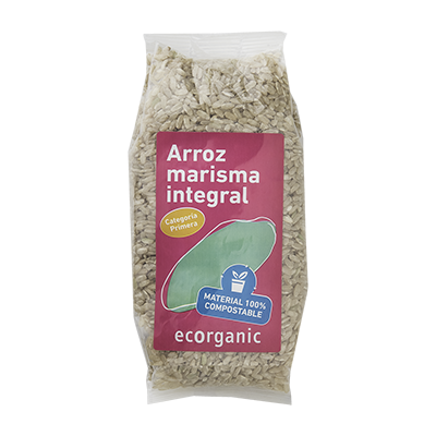 Arroz Marisma Integr Ecorg 500g ECO