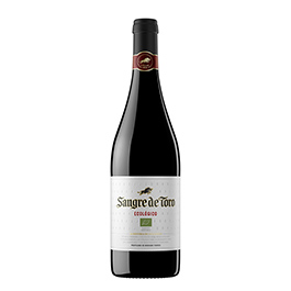 Vino tinto 75cl ECO