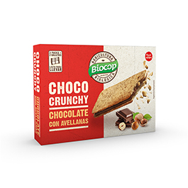 Sandwich Rell.Choc-Avell 170g ECO