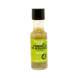Vinagreta Albahaca 125ml ECO