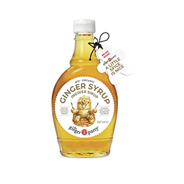 Sirope de Jengibre Ginger 237ml ECO