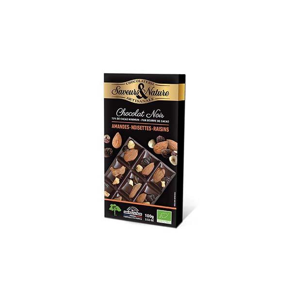 Chocolate Negro Alme/Avellana ECO