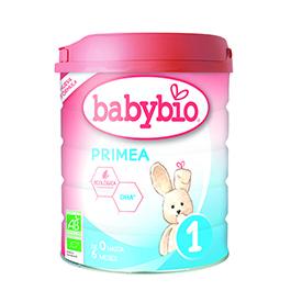 Leche 1 Lactantes Babybio 800g ECO
