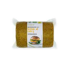 Burveggie curry Sabbio 750g ECO
