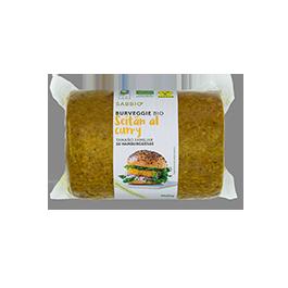 Burveggie al curry 750g ECO