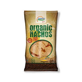 Nachos natural Zanuy 125g ECO