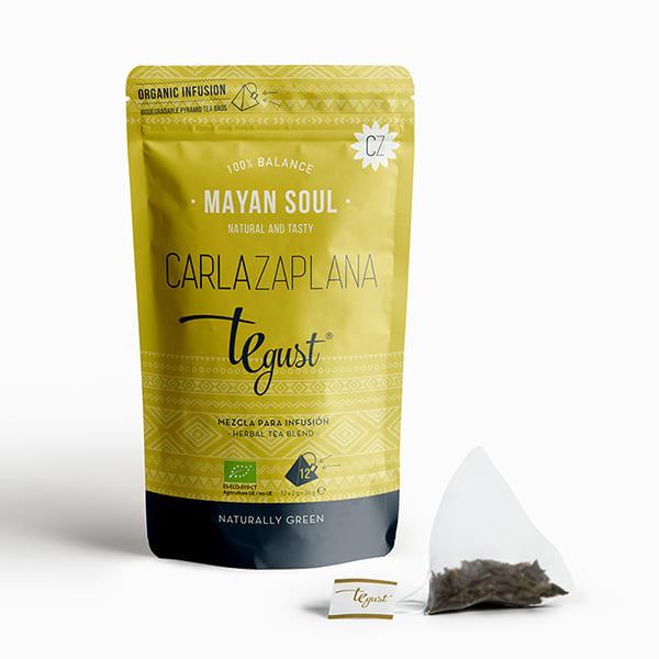 Infusión Mayan Soul 24g ECO