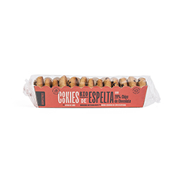 Cookies Espelta Oliva 150g ECO