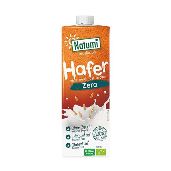 Bebida Avena ZERO% Azúcares 1L ECO