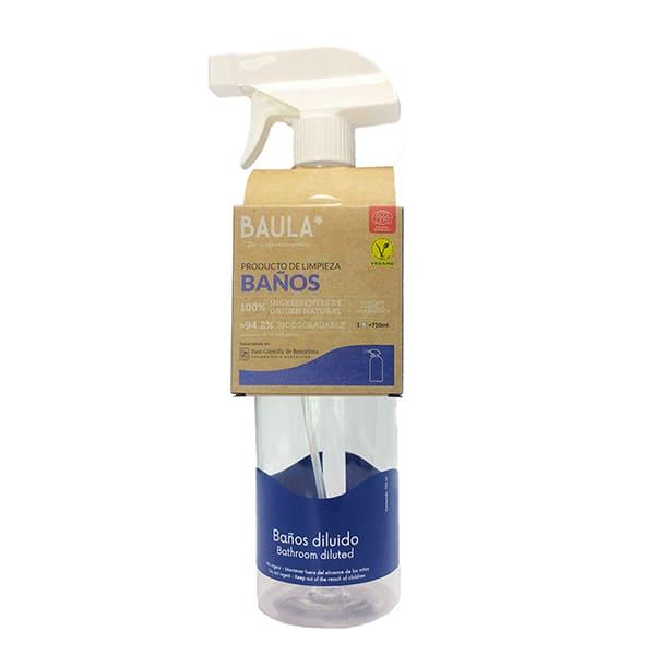 Spray limpia baños ECO