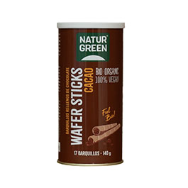 Barquillo Chocolate Vegano 140g ECO