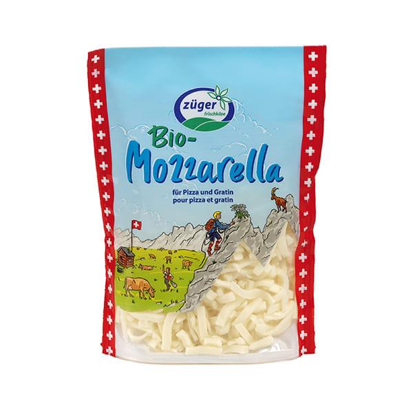 Mozzarella rallada 150g ECO