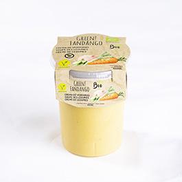 Crema verduras 500ml ECO