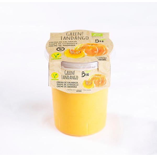Crema calabaza 500ml ECO