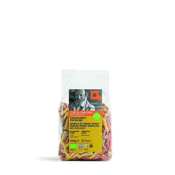 Strozzapreti Ortiga/Chili 500g ECO