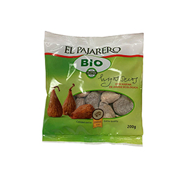 Higos secos El Pajarero 200g ECO
