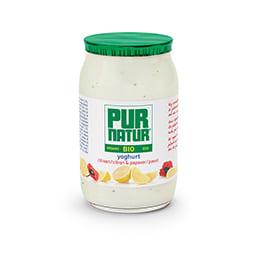 Yogur limón s.amapola 150g ECO