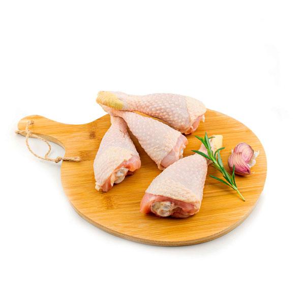 Jamoncitos de pollo, kg ECO