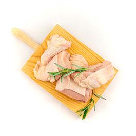 Pollo troceado, kg ECO