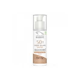Crema cara beige SPF50 50ml
