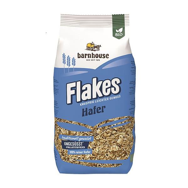 Flakes de avena 275g ECO