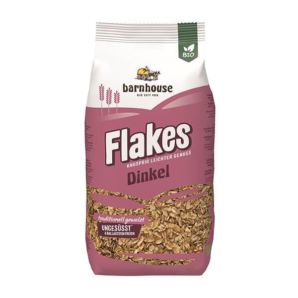 Flakes de espelta 200g ECO