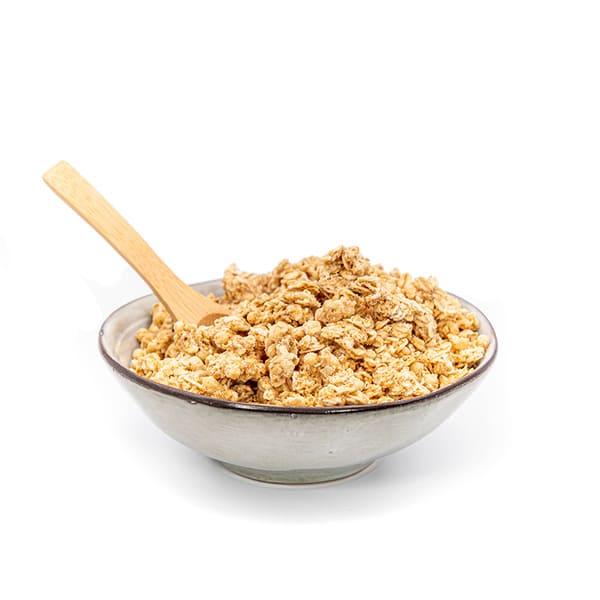 Crunchy avena int 400g ECO