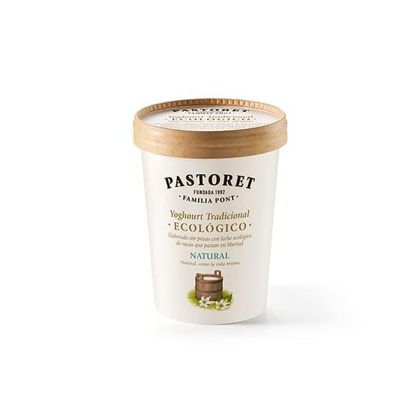 Yogur natural 500g ECO