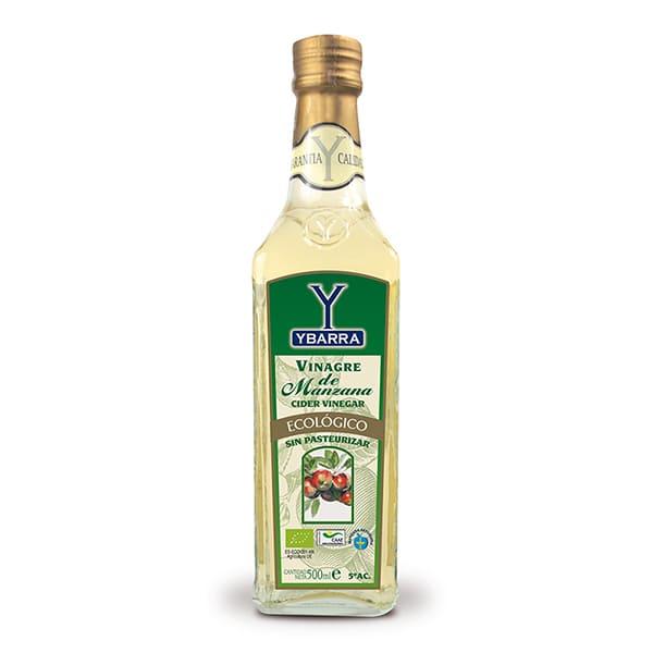 Vinagre manzana 500ml ECO