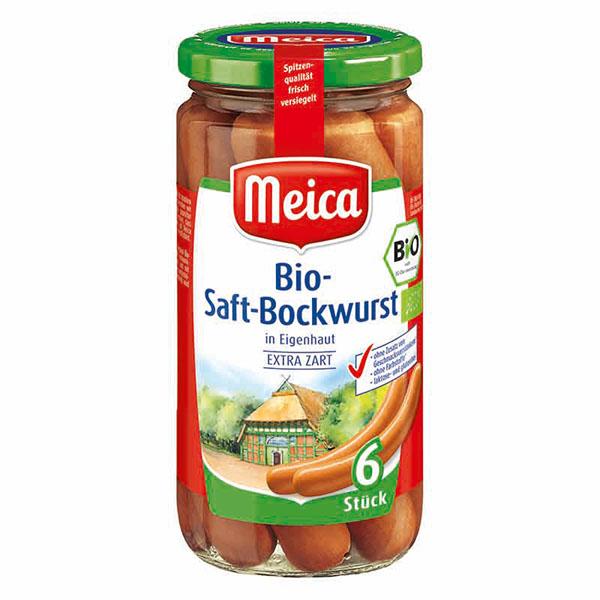 Salchichas bockwurst 6un ECO