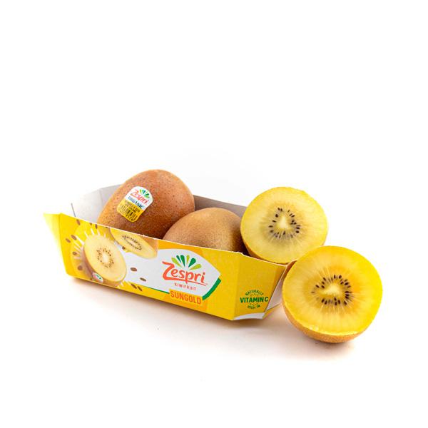 Kiwi zespri amarillo bandeja ECO