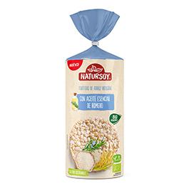 Tortita arroz romero 130g ECO