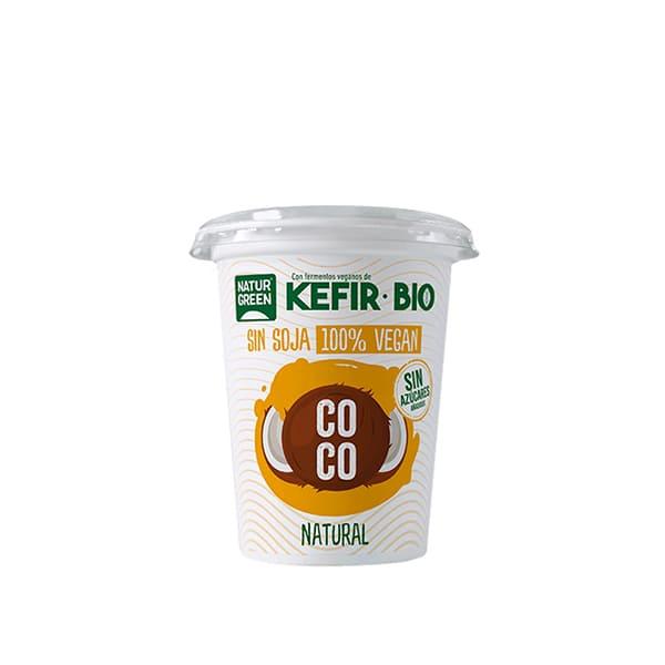 Kéfir de coco 400g ECO