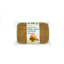 Burveggie verdura-quinoa 750g ECO