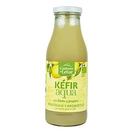 Kéfir aqua limón 420ml ECO