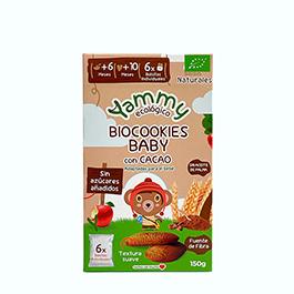 Biocookies choco 150g ECO