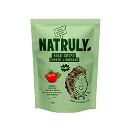 Chips kale tomate y oreg 30g ECO