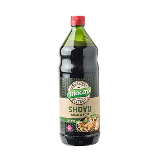 Salsa de soja Shoyu 1l ECO