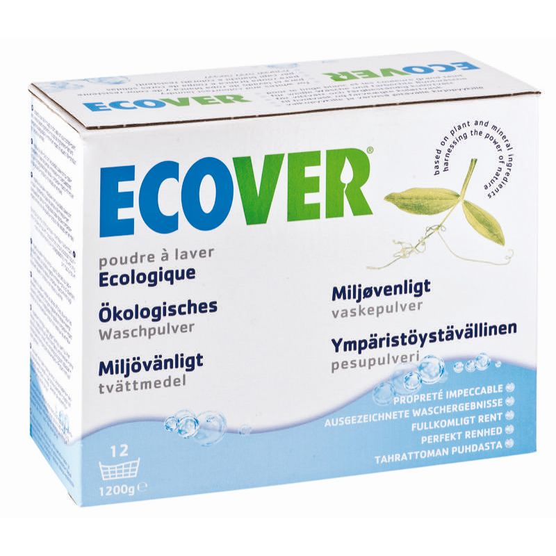 Detergent en pols 1,2kg ECO