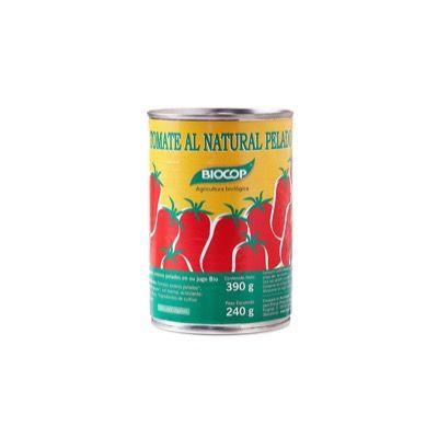 Tomate pelado 390g ECO