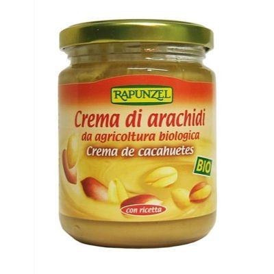 Crema de cacahuetes con sal 250g ECO
