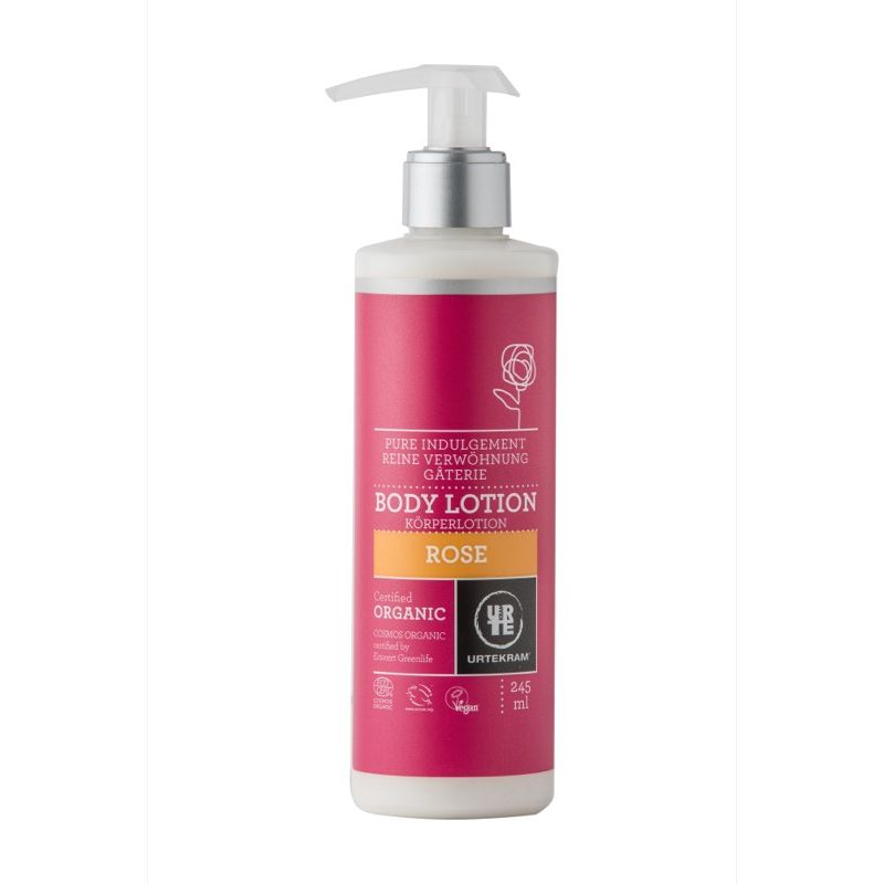 Crema corporal de rosas 250 ml ECO
