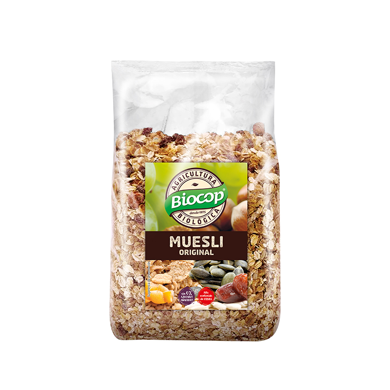 Muesli original 1kg ECO