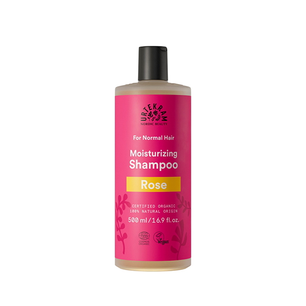 Champú de rosas 500ml ECO