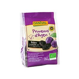 Prunes seques 250g ECO