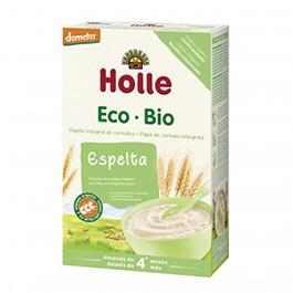 Papillas De Espelta Holle 250 Gr Eco