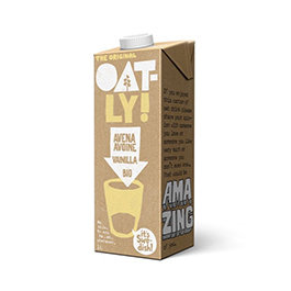 B.Avena/Vain Oatly 1L ECO