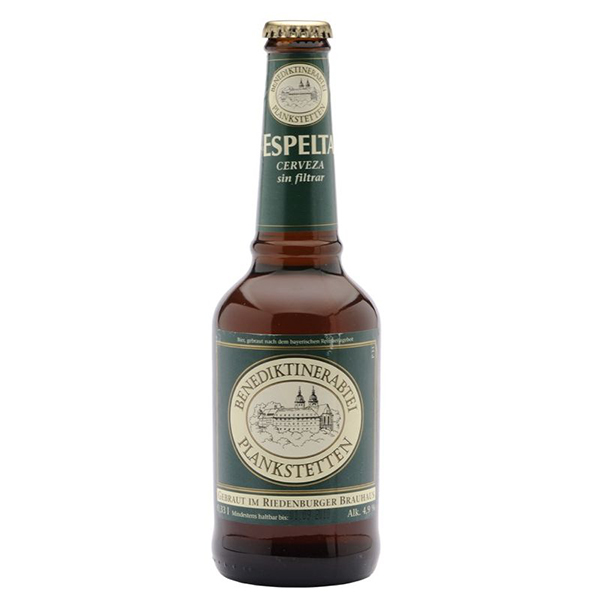 cerveza de espelta 33cl ECO