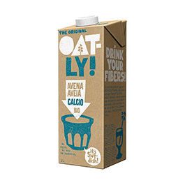 Bebida ave/cal Oatly ECO