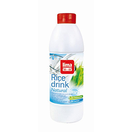 Bebida de arroz natural 1l